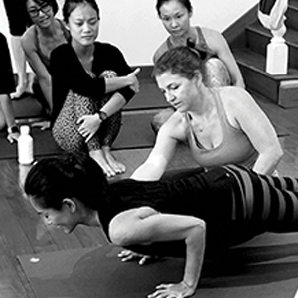 Power to Lead: 200 Hour Vinyasa Yoga Teacher Training with Dr. Trish Corley