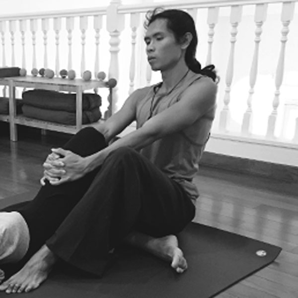 Thai Yoga Massage Special Classes with Indra