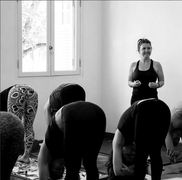 Baptiste Vinyasa Classes